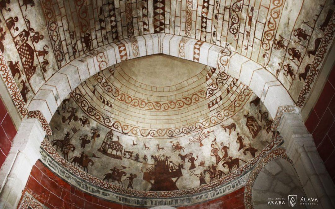 Alaitza, la iglesia enigmática | Cultura – El País