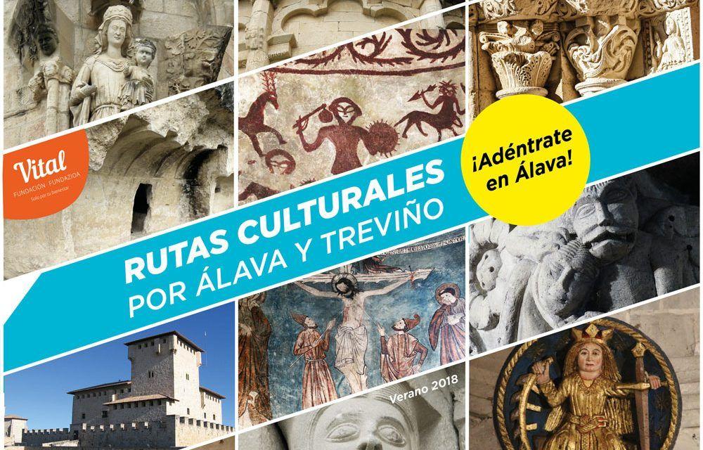 """Entrevista en VTV: Presentación de la iniciativa """"Adéntrate en Álava"""" de Álava Medieval/Erdi Aroko Araba"""
