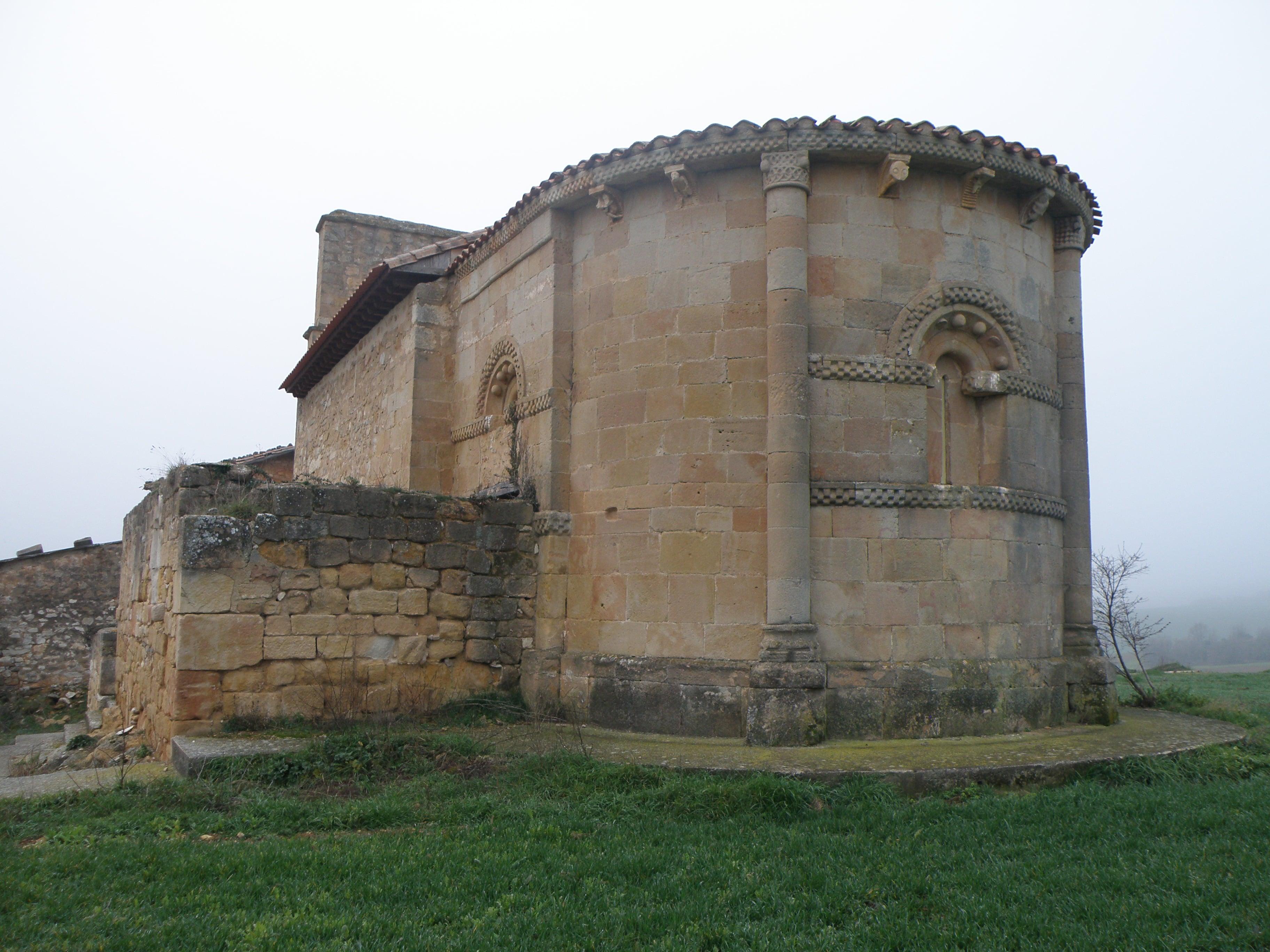 El nacimiento del románico en Álava y sus templos más representativos